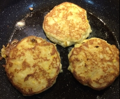 Corn cake / pikelet / fritter