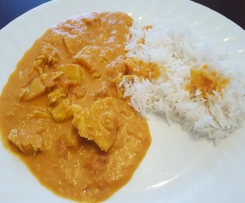 Simple Curry Chicken