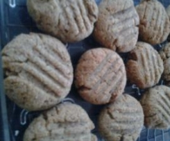 Rye and Almond cookies