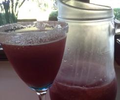 Cherry, Sherbet Bellini