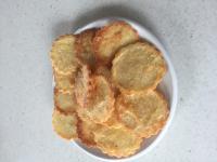 4 Ingredients Cheese Crackers