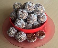 Amazeballs Protein Balls (Kid friendly)