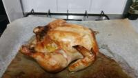 roast chicken - thermie style