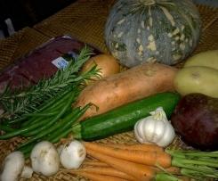 Rosemary and Garlic infused Roast Lamb