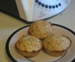 Pumpkin and Linseed Muffins
