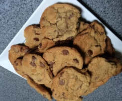 Auntie T's Choc Chip Cookies