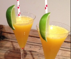Tropical Cider Cocktail