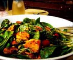 Spiced Lemon Chicken Salad