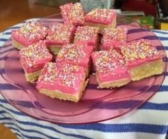 Vanilla Cookie Slice (from Rachel Cooks)