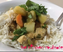 Speedy Chicken Curry