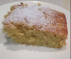 Moist Apple Cake (Torta di Mele)
