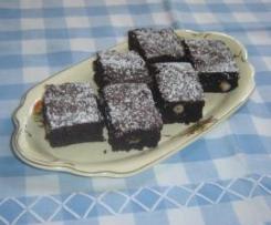 Luscious Chocolate Brownies