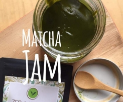 Matcha Latte Jam