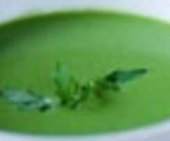 Pea and Lettuce Soup