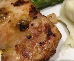 Lemon Mustard Marinade for Chicken