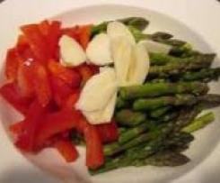 Asparagus & Capsicum Stir-fry