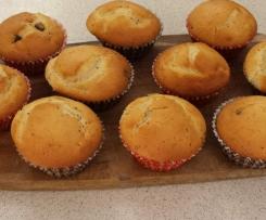 Clone of Chocolate Chip Jaffa Muffins