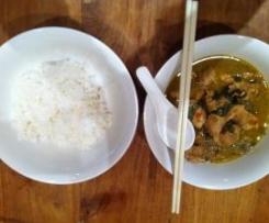 Hot Thai Chilli Chicken