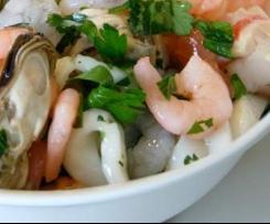 Maryannes Seafood Chowder