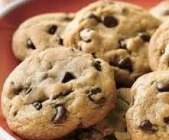 Chocolate Chip Cookies Best Ever