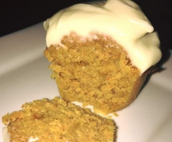 Ohhh Emmm Geee Carrot Cake with Cream Cheese Frosting