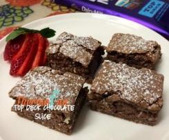 Cadburys Top Deck Chocolate Slice - ThermoFun