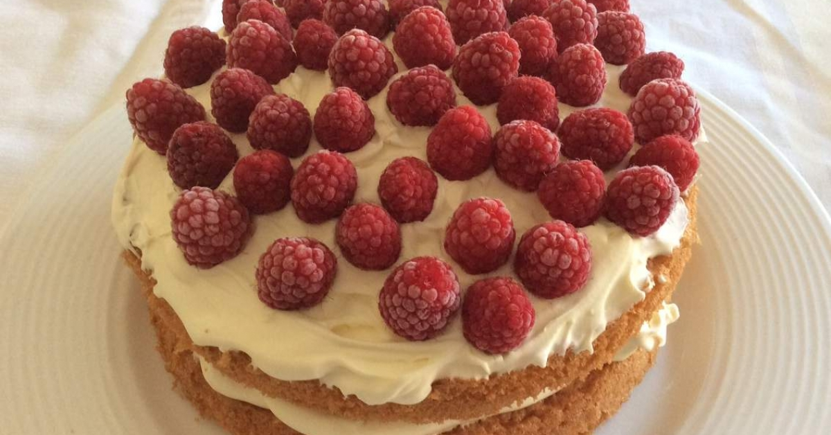 Cake Recipes In Pdf: Quick Sponge Cake