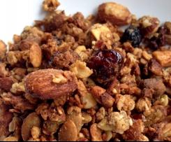 Nutty Crunchy Muesli