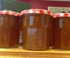 Cumquat and Rosemary Jam