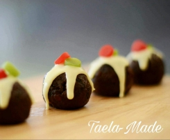 Taela-Made Mini Christmas Puddings