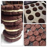 Erica's Home Made Oreo Cookies