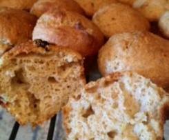 GF Apple Sauce muffins