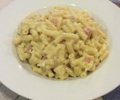 Easy Bacon Mac & Cheese