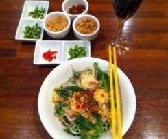 Vietnamese Prawn Noodle Salad