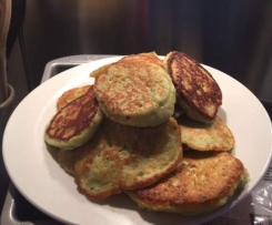 Protein rich Zucchini piklets