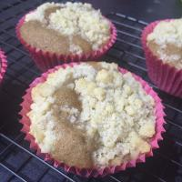 Coffee Struesel Muffin