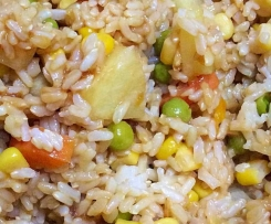 Vegan No Fried Rice