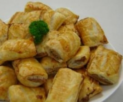 Clone of Cyndi O'Meara's Vegetarian Sausage Rolls