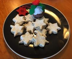 Zimtsterne or cinnamon stars