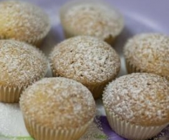 Coconut Cupcakes - Dairy Free