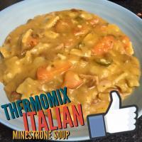 Thermomix Italian Minestrone Soup