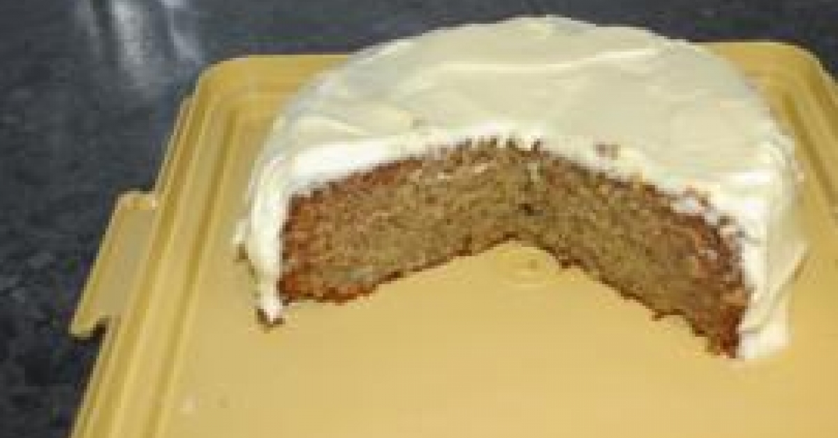 Cream Cheese Icing For Banana Cake Thermomix