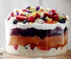 Summer Christmas Trifle - Paleo