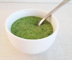 Creamy Chicken and Vegetable Puree (Baby Food 8+months)
