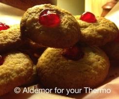 100g Orange Jumble Biscuits