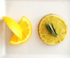 Orange & Rosemary Shortbread